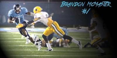 BRANDON MCMASTER MAKING HEADLINES