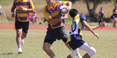 2016 RUGBY SEASON KICKS OFF AT GECKOS FIELD