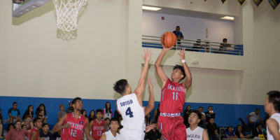 ENRIQUEZ LIFTS BULLDOGS TO WIN IN PLAYOFFS FIRST ROUND