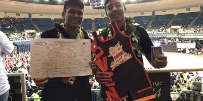 CHAMORRO WRESTLERS DO WELL AT STATE CHAMPIONSHIPS