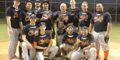 SUMAY CHIEFS WIN ALOHA MAID AMATEUR FINALS OVER CANYONS