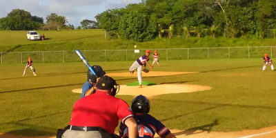 VOYAGERS CRUISE TO 3-0 IN MIDDLE SCHOOL BASEBALL