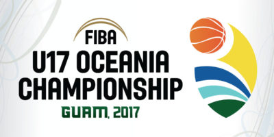 FIBA REVEALS NEW LOGO FOR U17 OCEANIA EVENT ON GUAM