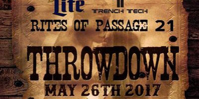 RITES OF PASSAGE 21 RESULTS