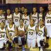 BMS LADY ROADRUNNERS CLINCH BASKETBALL TITLE