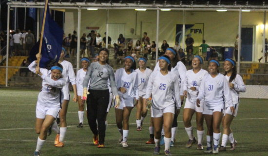 A ROYAL REPEAT AS GIRLS SOCCER CHAMPS