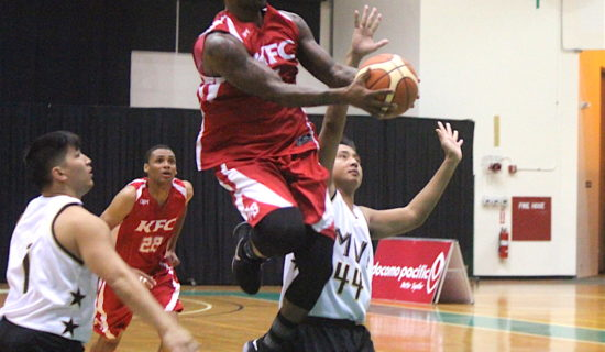 GBA FINALS: BOMBERS DOMINANT IN GAME 1