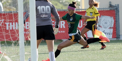 UOG WOMEN'S SOCCER TEAM TAKES DOWN TEAM SLAY