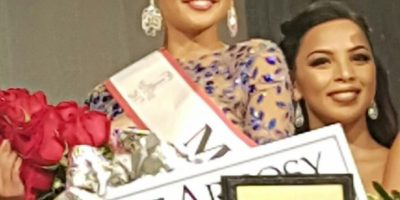 RUNNING STAR EMMA SHEEDY WINS 2017 MISS EARTH GUAM