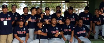 GUAM DOWNS CNMI 5-3 TO OPEN ASIA PACIFIC