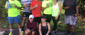 CHARGUALAF LEADS GROUP IN 71-MILE RUN THROUGH GUAM