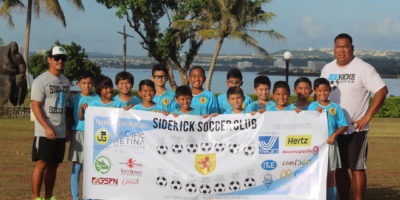 U10 SOCCER TEAM HEADED TO SAIPAN FOR FRIENDLY