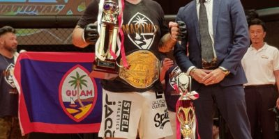 MARTINEZ EARNS TITLE IN HIS RETURN TO MMA
