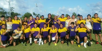 GECKOS REPEAT AS ALUMNI RUGBY CHAMPS