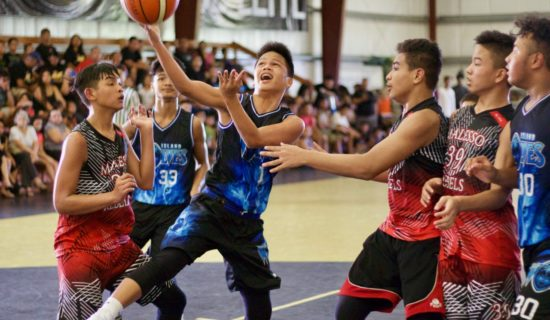 ELITE BASKETBALL: ISLAND WOLVES DEFEAT REBELS IN U14