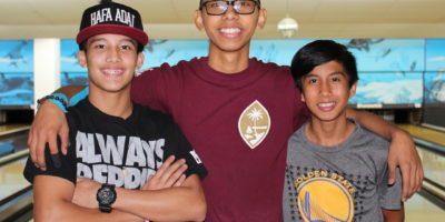 YOUTH DOMINATE NATIONAL BOWLING WEEKEND