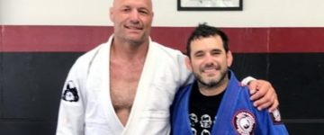 CARPENTER: OLYMPIC CYCLIST TO BJJ BLACK BELT