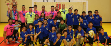 PAPI FC RUNS AWAY WITH BUD FUTSAL LEAGUE TITLE