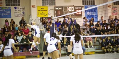 COUGARS TAKE CONTROL AFTER DIPPING 1ST SET