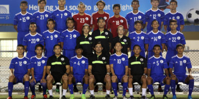 U16 HEAD TO INDONESIA WITH AIM TO QUALIFY FOR AFC CHAMPIONSHIPS