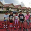 STRIDES FOR CURE YOUTH RUNNING CAMP