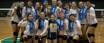 ROYALS BACK ON TOP OF VOLLEYBALL WORLD