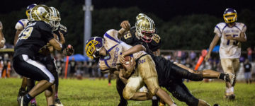 GECKOS GET EVEN IN SEMIFINALS WIN OVER TITANS
