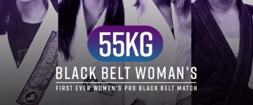 COPA DE MARIANAS ADDING WOMEN'S BLACK BELT