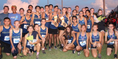 PANTHERS CLAIM BOTH IIAAG CROSS COUNTRY TITLES