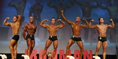 PERU BRINGS BACK BODYBUILDING HARDWARE FROM WASHINGTON