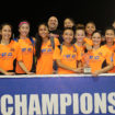 LADY CRUSHERS CAP OFF UNBEATEN SEASON WITH CHAMPIONSHIP