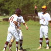 FRIARS BEAT GECKOS WITH 7th INNING RUNS