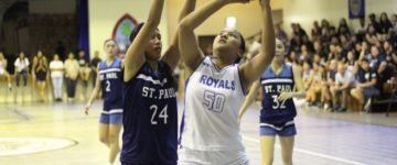 PEREZ SISTERS & ROYALS STUN VISITING WARRIORS