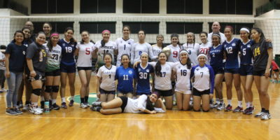 ALL FUN IN UOG HOSTED VOLLEYBALL ALL-STAR GAME