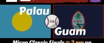 LIVE ON SUNDAY: GUAM VS. PALAU