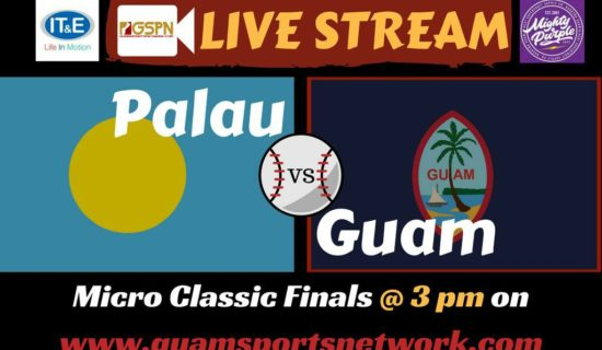 GUAM PULLS AWAY LATE TO BEAT PALAU FOR GOLD