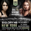 'GUAM BOMBSHELL' READY FOR GLORY IN MSG