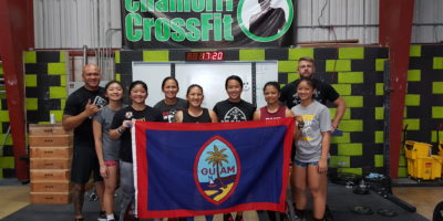 GUAM WEIGHLIFTERS & JUDO READY FOR MINI PACIFIC GAMES