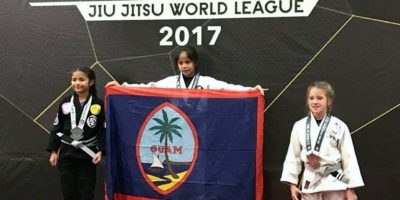 YOUNG MANIBUSAN ALREADY ON TOP OF THE BJJ WORLD