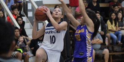 WARRIORS ADVANCE TO SEMIS WITH WIN OVER GECKOS