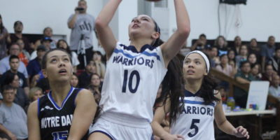 WARRIORS CRUISE PAST ROYALS IN SEMIS SHOWDOWN