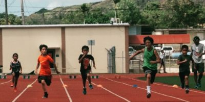 GUAM TRACK AND FIELD HOLDING OPEN MEET SUNDAY