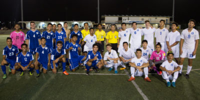 TEAM GADAO WINS HIGH SCHOOL ALL-STAR SOCCER MATCH