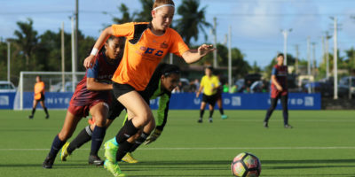 PFC LADY CRUSHERS SETTING EARLY TONE IN 2018