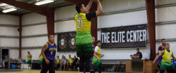 ELITE: ISLAND-WIDE ALL ALUMNI BASKETBALL LEAGUE