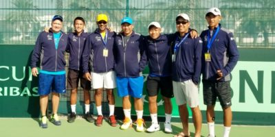 GUAM GAINS SECOND STRAIGHT DAVIS CUP VICTORY