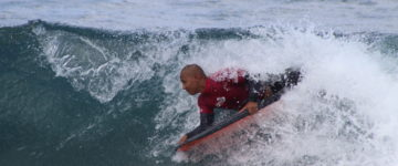 BODY BOARDING COMPETITION