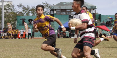 FRIARS DOWN GECKOS IN IIAAG RUGBY RIVALRY GAME