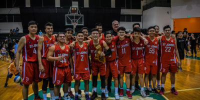 KNIGHTS CAPTURE ELUSIVE IIAAG BASKETBALL TITLE