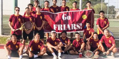 FRIARS, LADY EAGLES WIN 2018 TENNIS TITLES